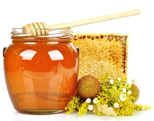 Виды меда: акациевый, каштановый, липовый, клеверный, лесной